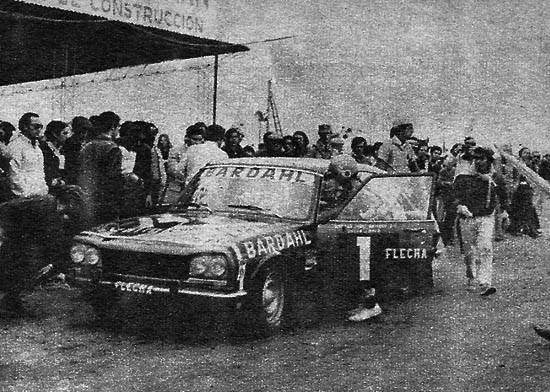 6 MAYORGA Y COCHO LOPEZ 1972