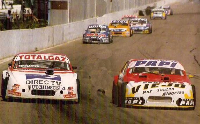 7 HOMENAJE A LUIS DI PALMA 2000