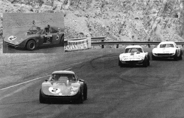 8 copello 1000 millas shell 1968