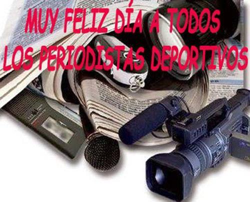 10 dia del periodista deortivo