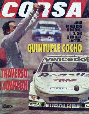 3 cocho alvarez fiat regatta 1990