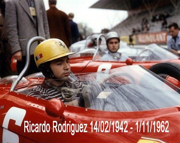 4 RODRIGUEZ FALLECE 1962