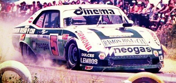 4 SATRIANO LA PLATA 1983