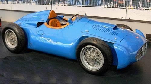 4 bugatti quiebra 1955