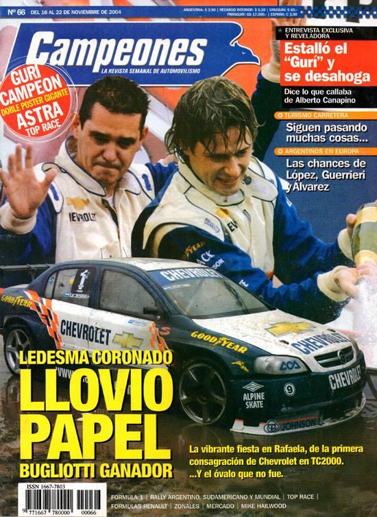 4 bugliotti 2004
