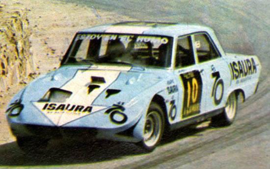 6 cupeiro pergamino 1970