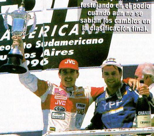 7 silva sudamericana 1996