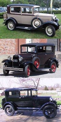 1 FORD A COMIENZA A VENDERSE 1927
