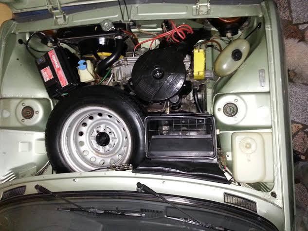 Fiat 128 super europa de 1987 fierros clasicos for Interior 128 super europa