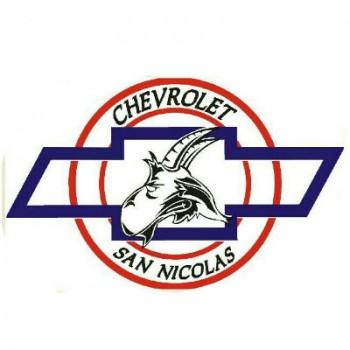 CA CHEVROLET SAN NICOLAS