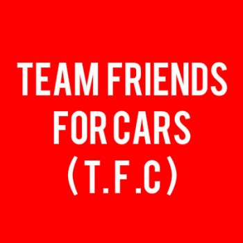 CA TEAM FRIENDS FOR CARS